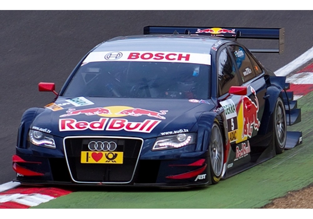 Decal 1/24 Reji model - Audi A4 DTM 2009 #5 M.Ekström