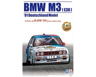Plastic kit 1/24 - BMW M3 - DTM 1991