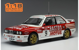 1/18  BMW E30 M3/ F. CHATRIOT-M. PERIN - TOUR DE COURSE 1988