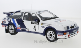 1/18 Ford Sierra RS Cosworth - 1000 Lakes Rallye 1988/ S.Blomqvist