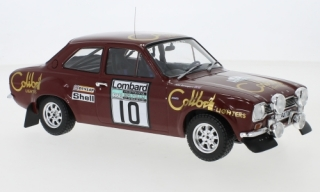 1/18  Ford Escort MK1 RS 1600, No.10 - RAC Rally 1974/ H.Mikkola