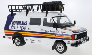 1/18 Ford Transit Mk II, Rothmans Rally Team